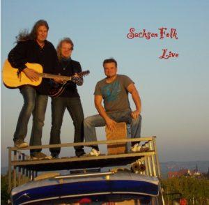 SachsenFolk live CD